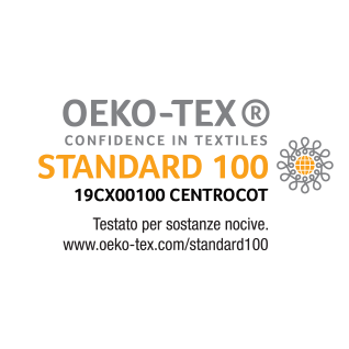 STANDARD 100 by OEKO-TEX® 19CX00100